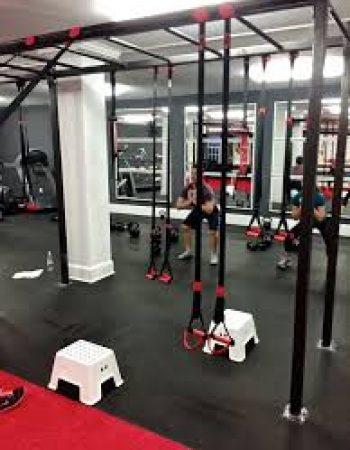 Urban Athletic Club / Wash, DC