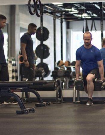 Next Phase Fitness & Strength Training / Bethesda, Md